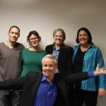 Petra Fisher, Andrew Cameron, Lori Ruff, Carol Smith, Mike O'Neil, The Dream Team in Denver. LinkedIn, LinkedIn Training, Graphic Design, Revenue Attraction