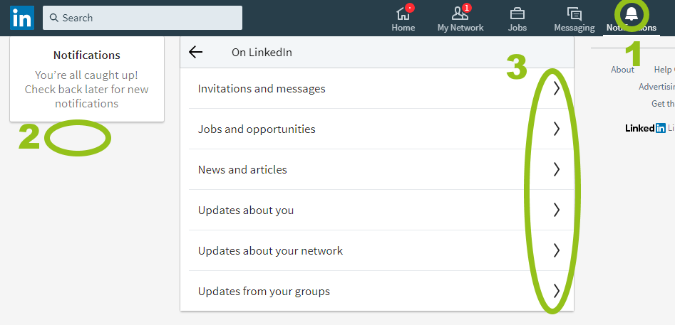 linkedin notifications-petra-fisher-trainer-consultant-expert-01