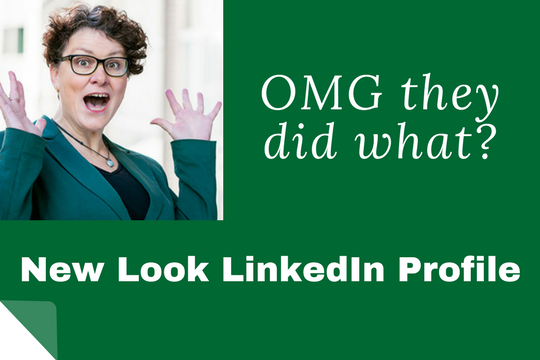 New LinkedIn Profile Look: 9 Changes