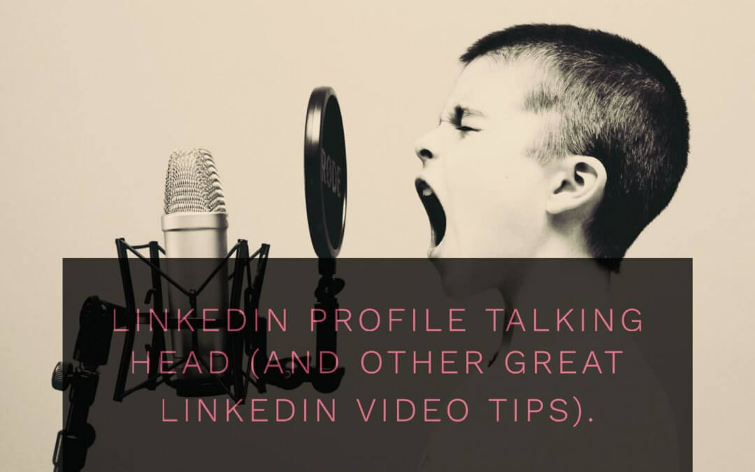 Talking LinkedIn Profile