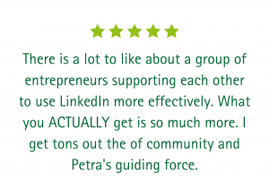 testimonial-linkedin tea lounge-membership-petra fisher-006