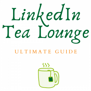 ultimate guide-linkedin tea lounge-membership-petra fisher-linkedin trainer