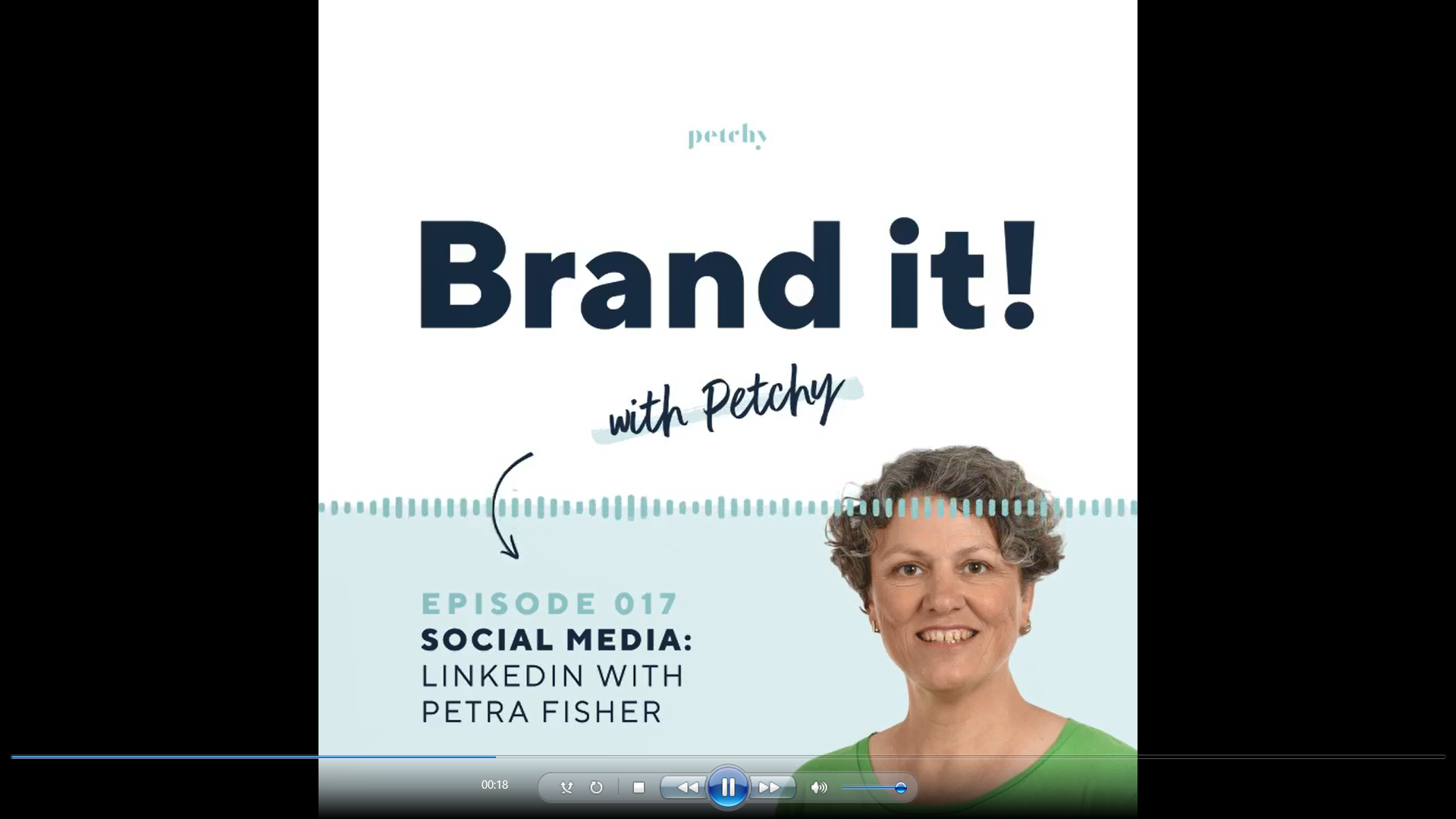 podcast-personal branding-petra fisher-linkedin training-entrepreneurs